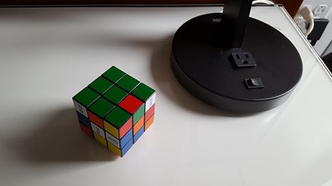 ... It Was A Terrific Base Camp For All We Wanted To Do, Close To The  Subway Station And, Heck, They Even Had A Rubiku0027s Cube In Our Room For Us.